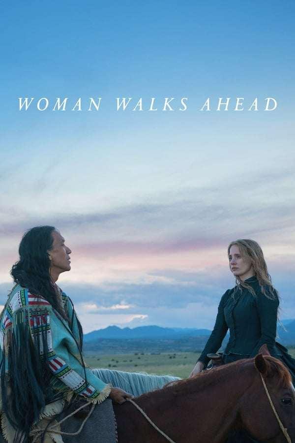 فیلم Woman Walks Ahead 2017