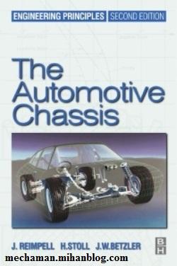 دانلود رایگان کتاب The Automotive Chassis
