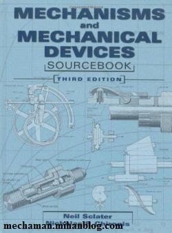 دانلود رایگان کتاب مرجع مکانیزم ها و دستگاه های مکانیکی