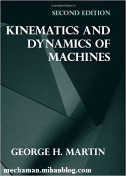دانلود رایگان کتاب دینامیک ماشین مارتین