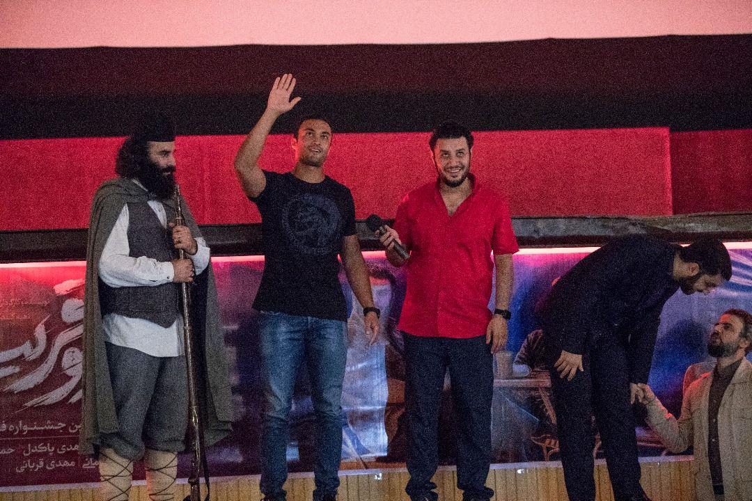 سنگ تمام رشتی ها در اولین اکران فیلم «تنگه ابوقریب» در رشت