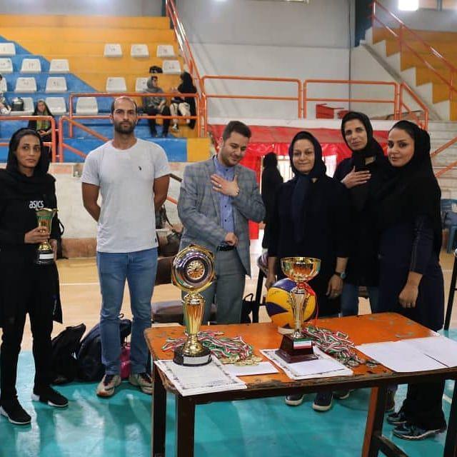 مسابقات چهار جانبه رده سنی جوانان به مناسبت عید سعید قربان  بین چهار تیم و به صورت دوره ای در سالن ورزشی کارگران رشت برگزار گردید.