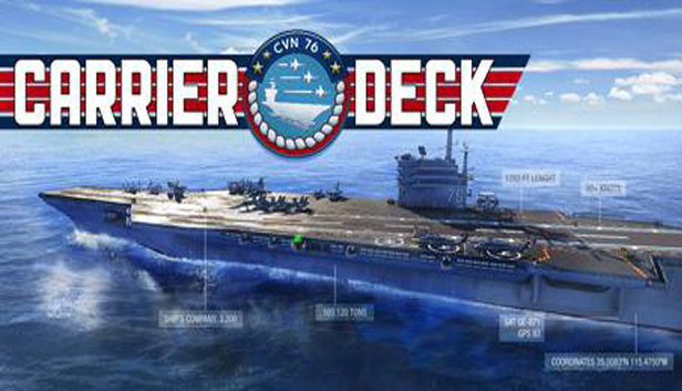 ترینر سالم بازی Carrier Deck