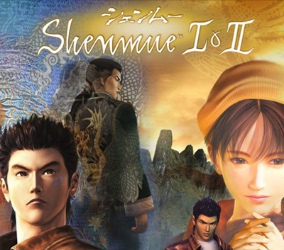 دانلود ترینر بازی Shenmue I and II