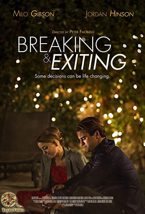 دانلود فیلم شکستن و خروج - Breaking And Exiting 2018