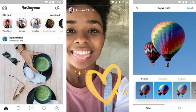 اینستاگرام جدید برای موبایل های قدیمی با اینستاگرام لایت Instagram Lite