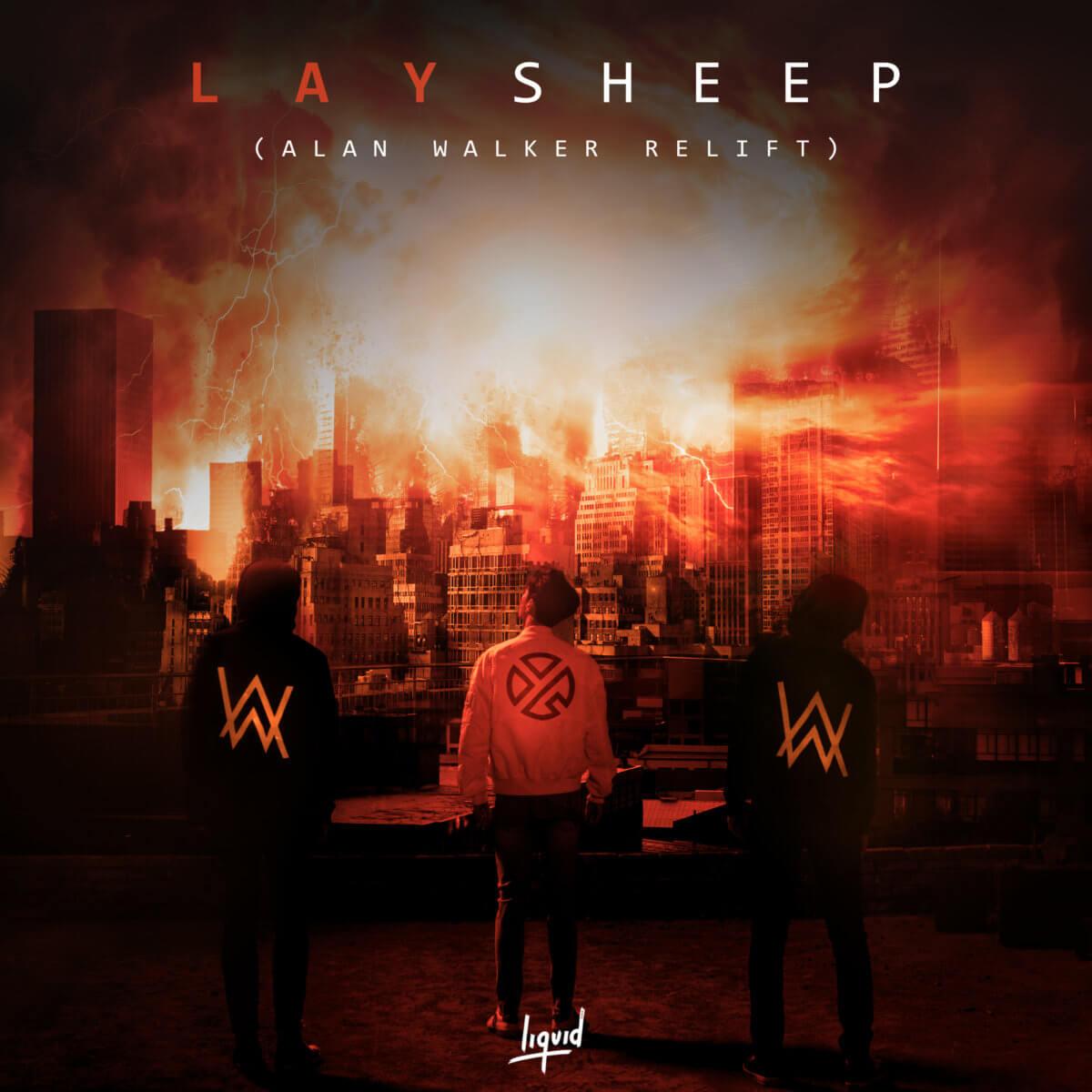 دانلود اهنگ Alan Walker & Lay به نام Sheep Relift