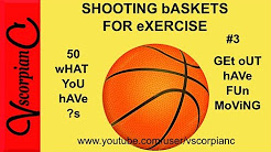 Shooting a Basketball for Exercise (#3) by VscorpianC