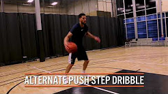Basketball Drills: Push Step Skill Builder Workout