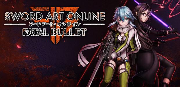 ترینر بازی Sword Art Online Fatal Bullet