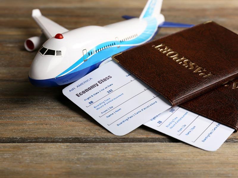 بلیط هواپیما ارزان