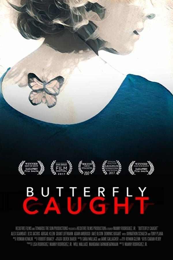 فیلم Butterfly Caught 2017