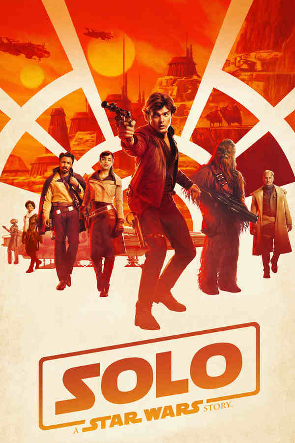 فیلم Solo A Star Wars Story 2018