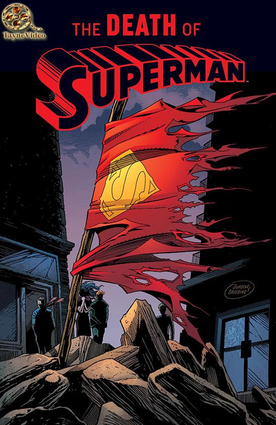 دانلود انیمیشن The Death of Superman 2018 - مرگ سوپرمن