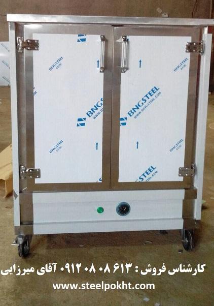 گرمخانه شیشه ایی صنعتی