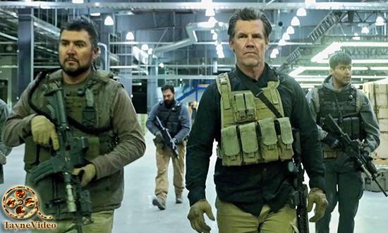 دانلود فیلم سیکاریو 2 روز سرباز Sicario 2018 زیرنویس فارسی و لینک مستقیم