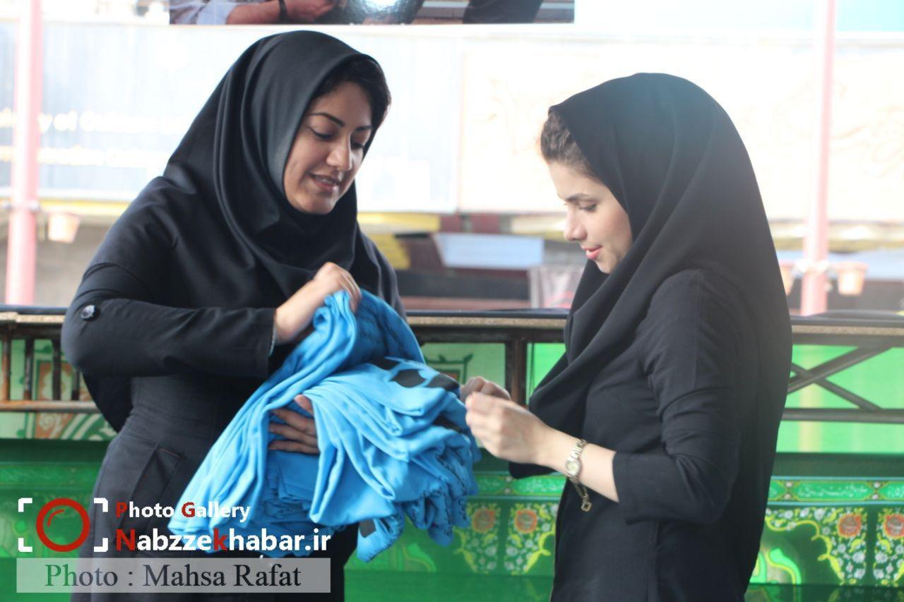 گزارش تصویری اقدامات فرهنگی آموزشی سازمان مدیریت پسماندهای شهرداری رشت در در روز تاسوعا