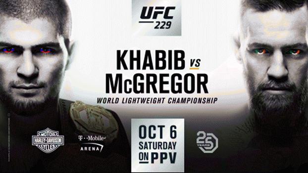 دانلود یو اف سی 229 | UFC 229: Khabib vs  McGregor+نسخه 1080