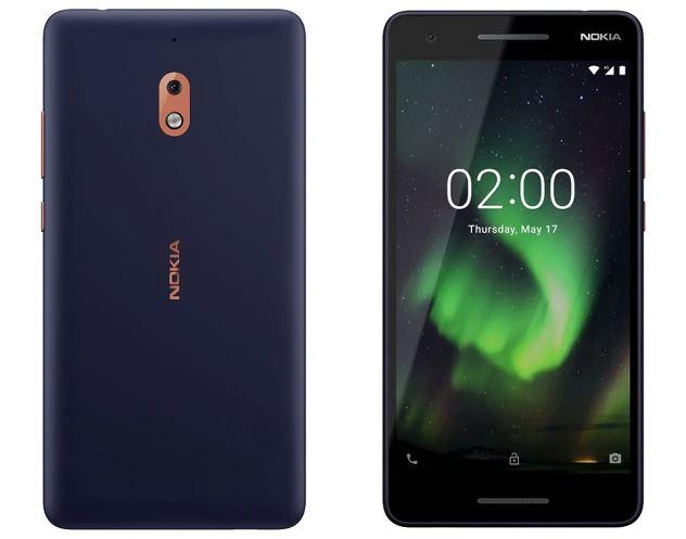 نوکیا 2.1 (Nokia 2.1)