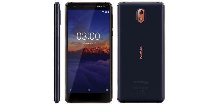 نوکیا 3.1 (Nokia 3.1)