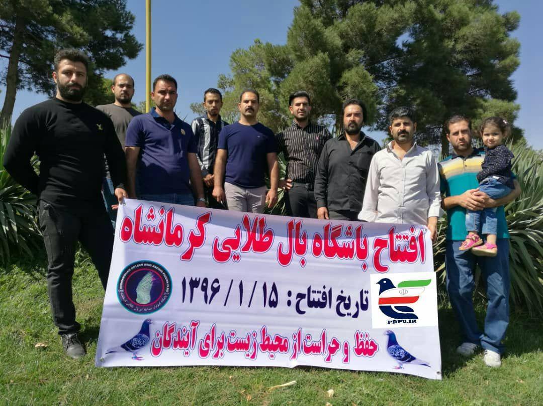 باشگاه بال طلايي کرمانشاه