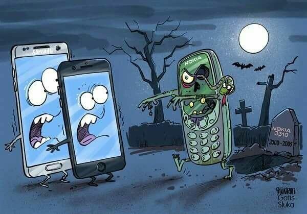 موبایل مرده متحرک