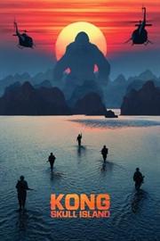 دانلود فیلم Kong Skull Island 2017