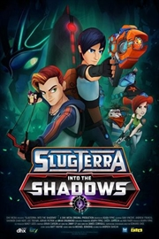 دانلود فیلم Slugterra Into the Shadows 2016