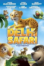 دانلود فیلم Delhi Safari 2012