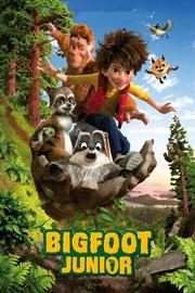 دانلود فیلم انیمیشن  The Son of Bigfoot 2017