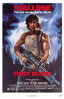 [تصویر:  220px_First_blood_poster.jpg]