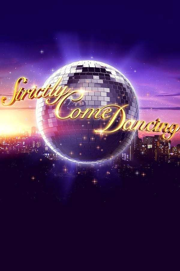 مسابقه رقص strictly come dancing