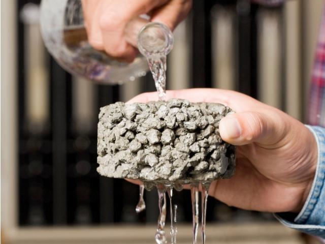 دانلود رایگان استاندارد بتن نفوذپذیر (متخلخل) - FHWA-HIF-13-006- Pervious Concrete