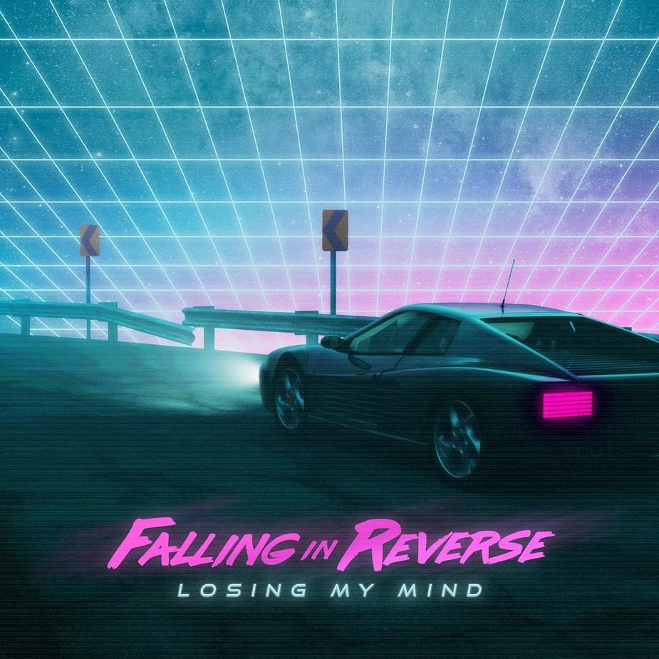 دانلود اهنگ Falling In Reverse به نام Losing My Mind