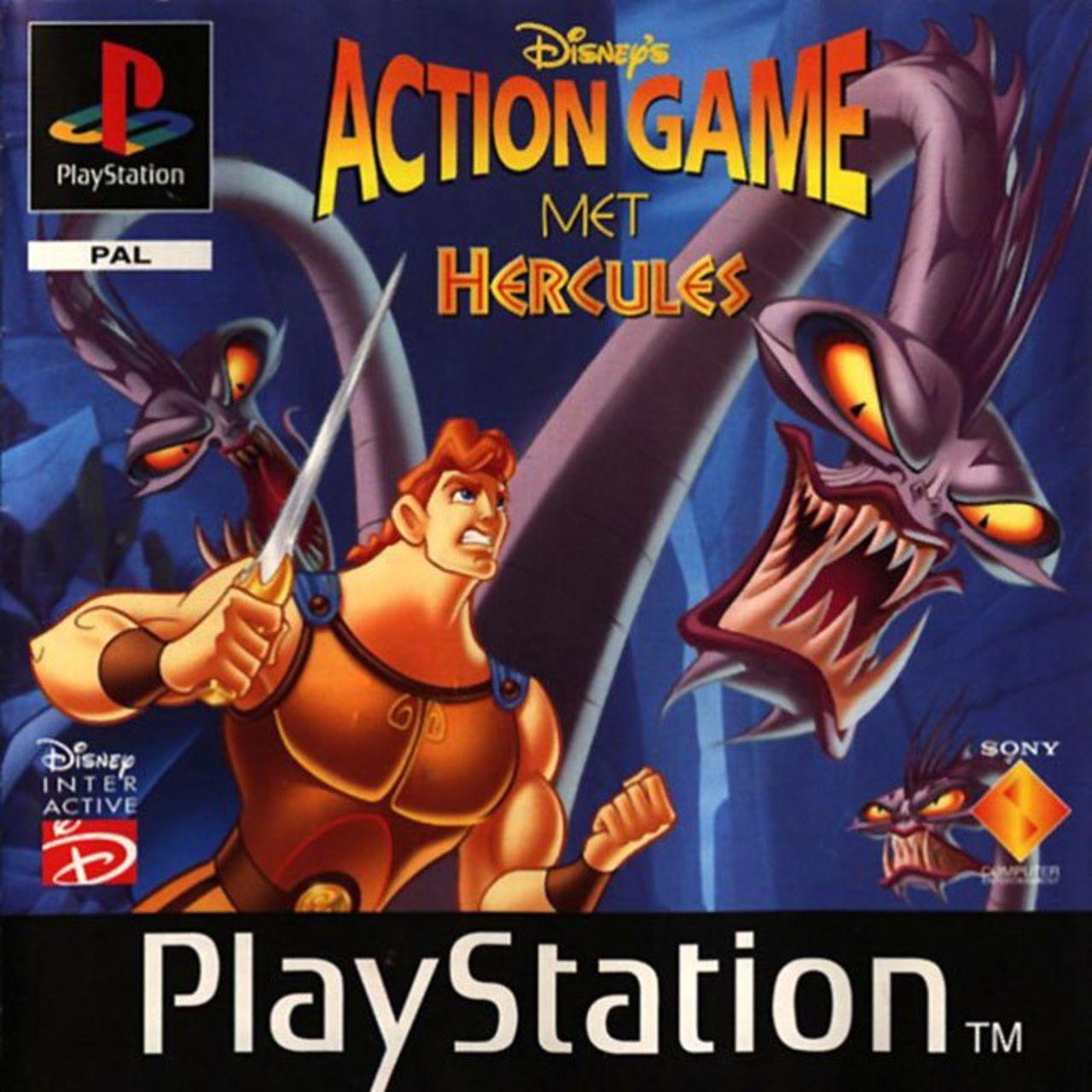 دانلود بازی هرکول پلی استیشن Disney's Hercules برای کامپیوتر