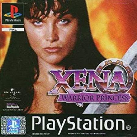 دانلود بازی Xena - Warrior Princess پلی استیشن 1
