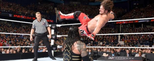 WWE 'AJ Styles: Most Phenomenal Matches' DVD - AJ vs. John Cena, Royal Rumble