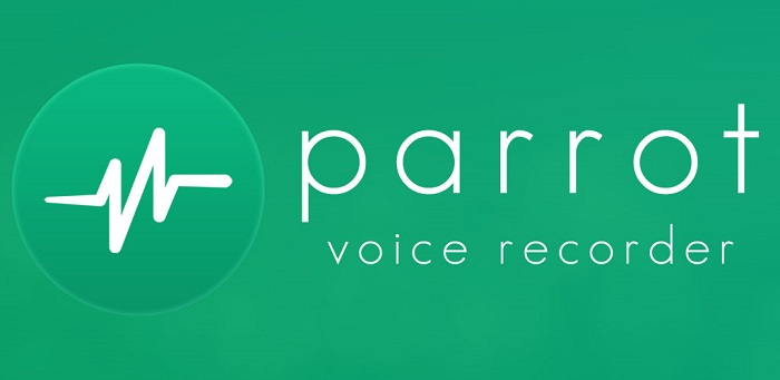 دانلود Parrot - Voice Recorder Full 2.4.7 - برنامه ساده و گرافیکی ضبط صدا اندروید