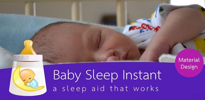 دانلود Baby Sleep Instant Full 2.8 - برنامه خواباندن سریع و آرام نوزاد مخصوص اندروید