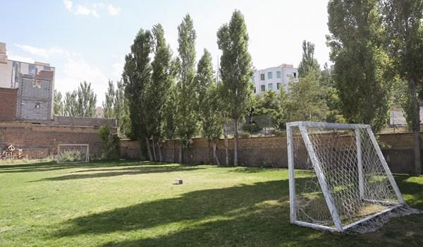 ورزشگاه تبریز