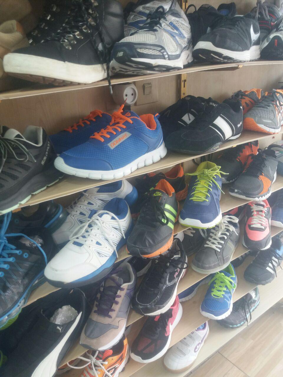 فروش انواع کفش به صورت عمده