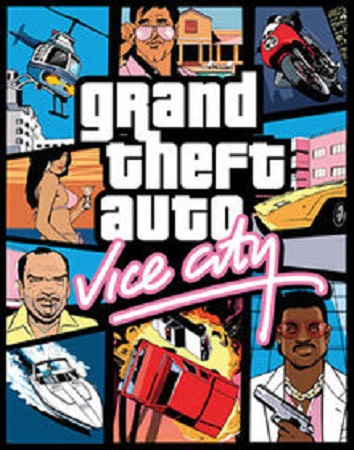 بازی جی تی ای وایس سیتی (برای کامپیوتر) - Grand Theft Auto Vice City PC Game