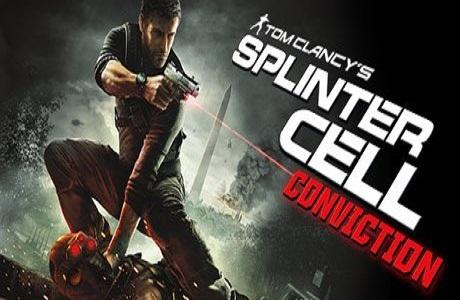 دانلود بازیTom Clancys Splinter Cell Conviction کامپیوتر