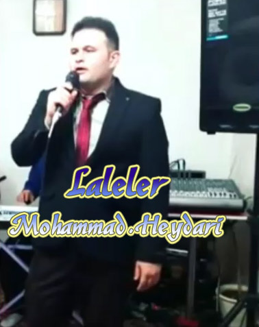 آهنگ شاد آذربایجانی لاله لر -محمدحیدری