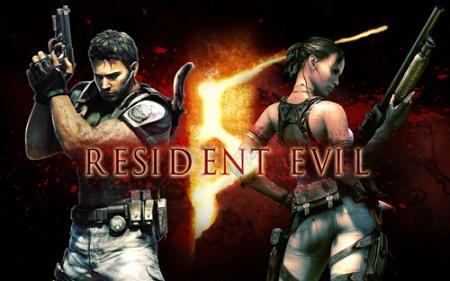 دانلود بازی Resident Evil 5 برای کامپیوتر