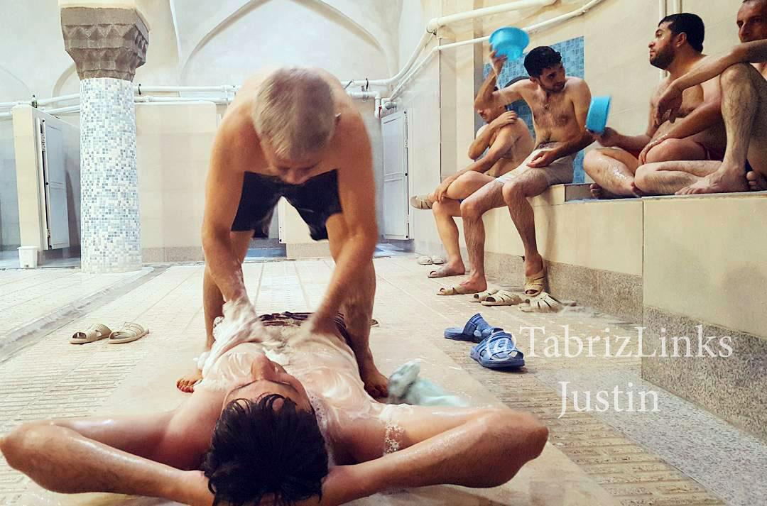 حمام قدیمی تبریز