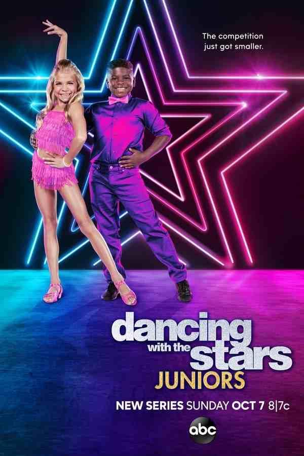 مسابقه رقص Dancing with the Stars Juniors