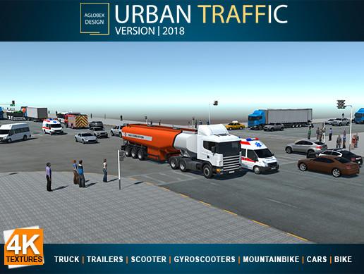 پروژه Urban Traffic System 2018.2