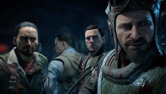 تماشا کنید: 5 دقیقه از تریلر بخش زامبی Call of Duty: Black Ops 4