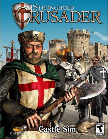 دانلود بازی Stronghold Crusader 1 کامپیوتر